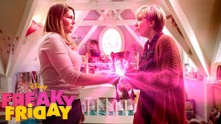 Official Trailer �| Freaky Friday | Disney Channel