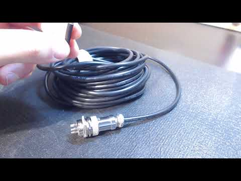 CNC 10ft Bullet Proof Protection Double Shielded Pro Accessory Cable Kit