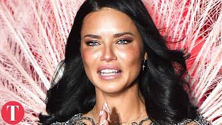 The Untold Truth Why Adriana Lima Left Victoria's Secret