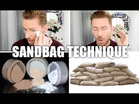 Makeup Tutorial: Sandbagging contour trick is the new makeup trend