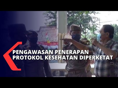 Pengawasan Penerapan Protokol Kesehatan Diperketat di Bali