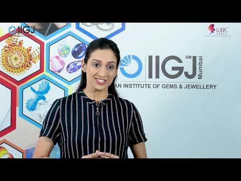 IIGJ Online Manual Jewellery Design Course-Preview