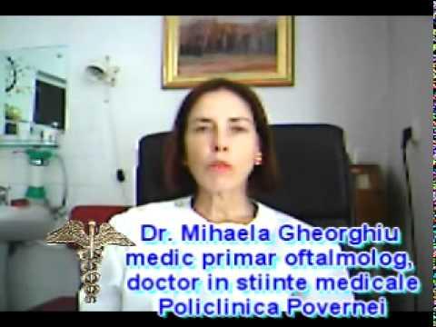 Tratament popular pentru miopie