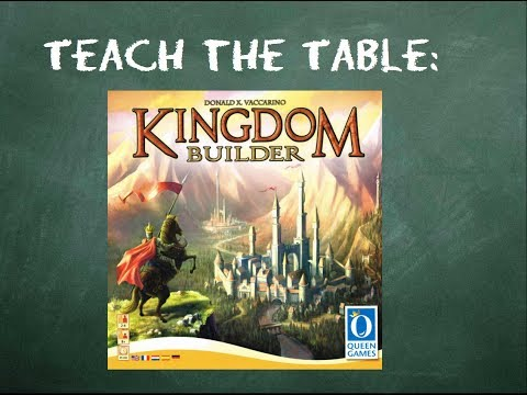 How to play Kingdom Builder