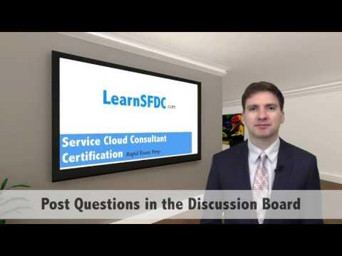 Salesforce Service Cloud Certification - Rapid Exam Preparation ...