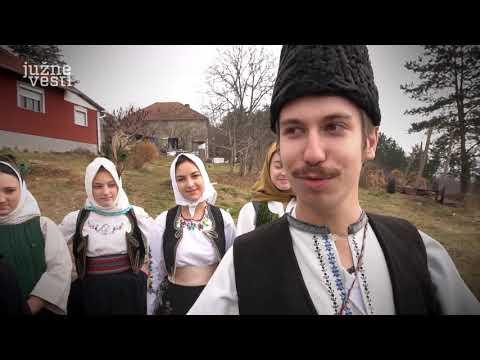 Mladi u Svrljigu čuvaju tradiciju folklorom i sećanjem na svoje pretke