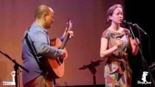 Harcsa Veronika & Gyémánt Bálint Duó (Talking Heads - Listening Wind)