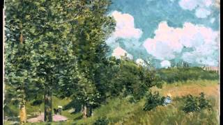 The Road from Versailles to Saint-Germain (Sisley)