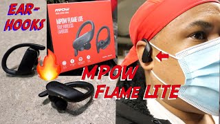 MPow Flame Lite Wireless Earbuds with Earhooks Last Word Review