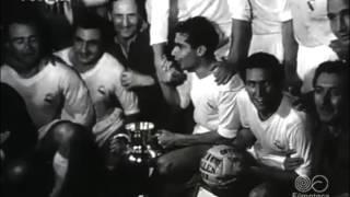 1º Copa de Europa. Real Madrid 4 - Stade Reims 3. 1956 Parc des princes