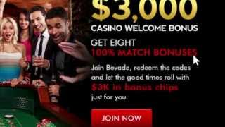 How To Sign Up For Bovada, Presented By Online Casino Bluebook