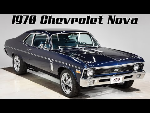 Video of '70 Chevrolet Nova Offered by Volo Auto Museum - PVOT