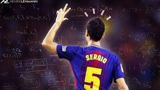 Sergio Busquets ● Absolute Genius ● 2017/18 HD