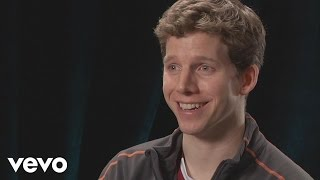 Stark Sands on Cyndi Lauper and Kinky Boots | Legends of Broadway Video Series