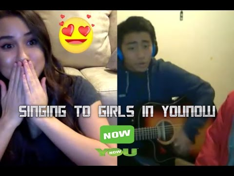 Serenading Girls On YouNow [Must Watch] [2017]