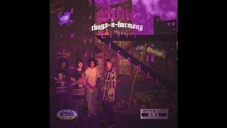 Bone Thugs N Harmony - EAST 1999 ETERNAL (Chopped Not Slopped by Slim K) [Full MixTape]
