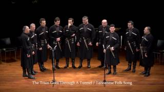 Ensemble Rustavi - Huge Success in Taiwan
