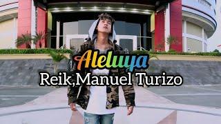 Reik, Manuel Turizo   Aleluya | ZUMBA | FITNESS | At Balikpapan