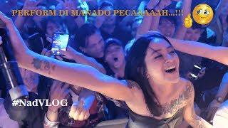 NADIA ZERLINDA   Perform @Corner Club Manado   #NadVlog