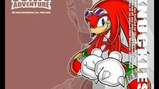Sonic Adventure - Knuckle's Theme - Unknown for M.E.