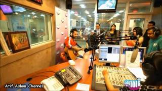 Atif Aslam Live unplugged - Put together by  Rahul Victor
