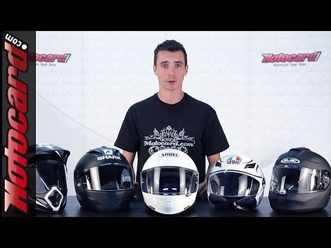 Escoger el casco adecuado