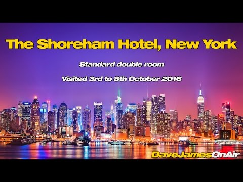 Shoreham Hotel New York Review