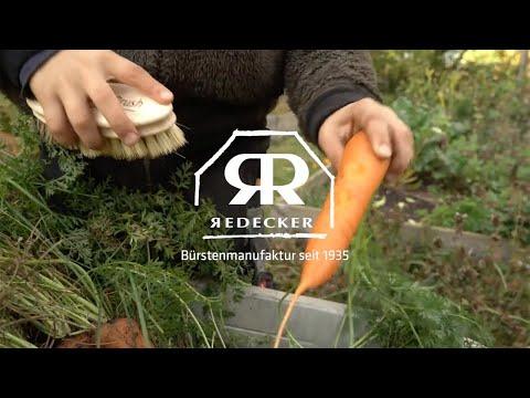 Gemüsebürste vom Bürstenhaus Redecker