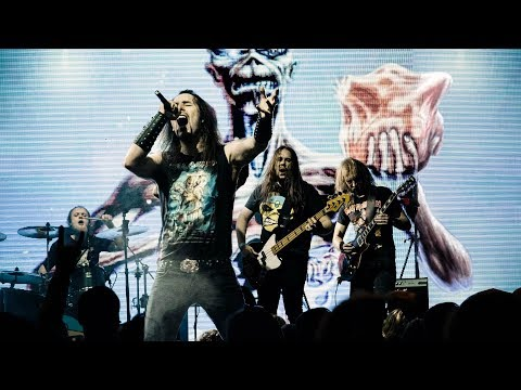Blood Brothers Iron Maiden Tribute - Blood Brothers - Seventh Son Of A Seventh Son (Iron Maiden cover