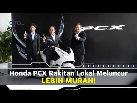 Honda PCX Rakitan Lokal Meluncur. Lebih Murah! I OTO com