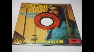 """DALIAH LAVI Es Geht Auch So PLAK RECORD 7"""""""