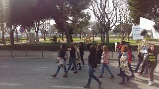 Greve/Manifestação de 21/2 - Grande adesão
