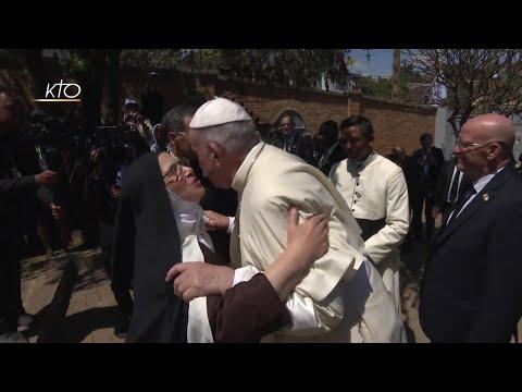 Le Pape veut redonner de l'espoir à Madagascar