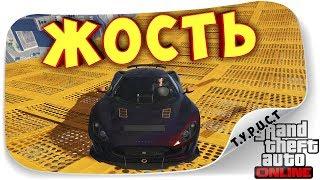 Снова сгораю на потных гонках и скилл-тестах на стриме по GTA 5 Online