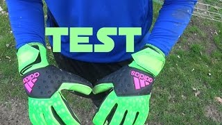 Adidas Ace Zones Pro(green/pink)-Test