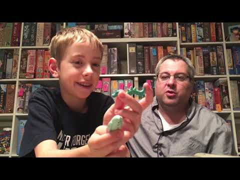 FEUDUM Mega Board Game Review!...with Justin and Max