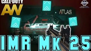 EXO ZOMBIES ❨OUTBREAK❩: Mk 25 ★ IMR ASSAULT RIFLE ★ Fully Upgraded! ❝Advanced Warfare❞