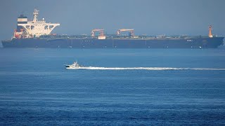 Gibraltar court releases seized Iranian tanker Grace 1