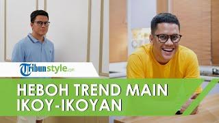 Heboh Trend Ikoy Ikoyan ala Arief Muhammad, Sejumlah Artis Ikut Ditodong untuk Main