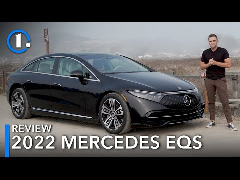 2022 Mercedes EQS First Drive Review