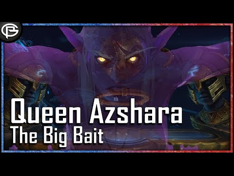 Something Fishy with Azshara