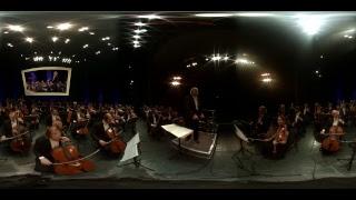 Трансляция 360: концерт Дениса Мацуева и симфонического оркестра на фестивале «Звёзды на Байкале»