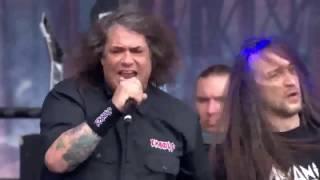Exodus - Blood In Blood Out [Live at Graspop Festival 19 06 2015]