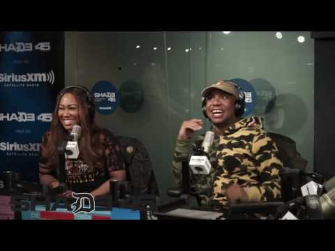 Dj Kayslay interviews Cyhi the Prynce on Shade45