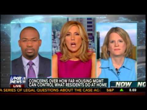 Meg Strickler on @foxnews discussing a recent case on the 2nd amendment