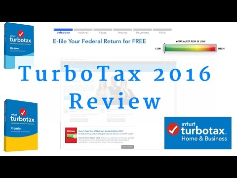 TurboTax 2016 Review | Basic, Deluxe, Premier, Home & Business