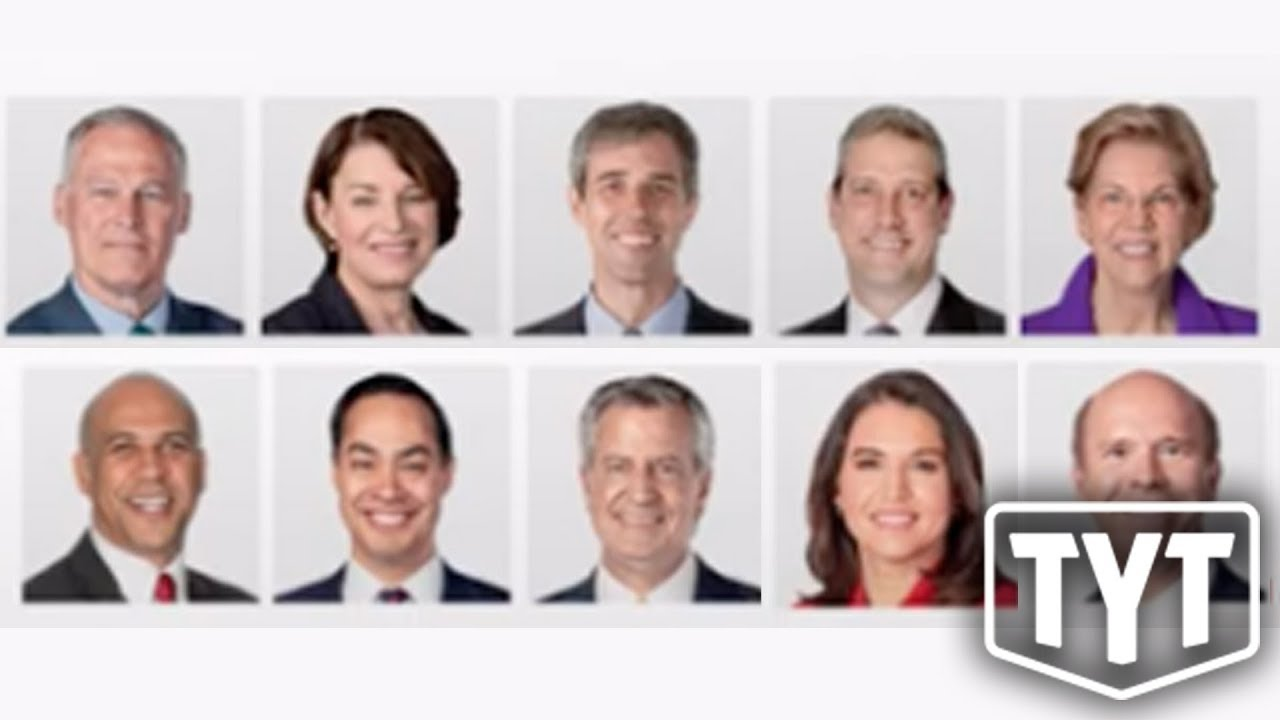 Democratic Debate Lineups Announced thumbnail