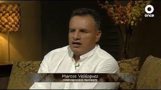Conversando con Cristina Pacheco - Marcos Velázquez