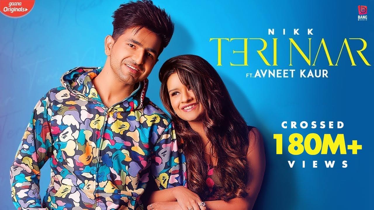 Teri Naar Lyrics – Nikk | Avneet Kaur
