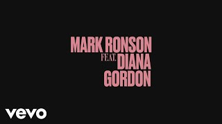 Mark Ronson   Why Hide (Audio) Ft. Diana Gordon